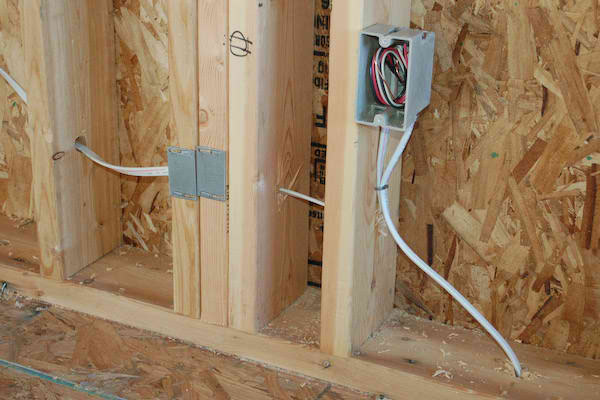 Electrical Wiring Outlet Home Faults