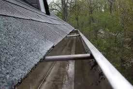 Damaged Guttering