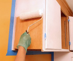 Painting and Cabinet Repairs
