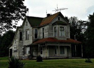 Abandoned Home to Repair