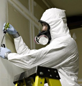 Asbestos Inspection Testing