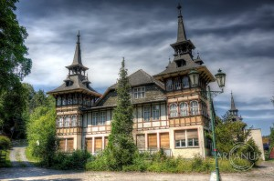 Delapidated Mansion